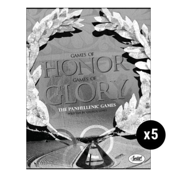 Games of Honor 5-Pack